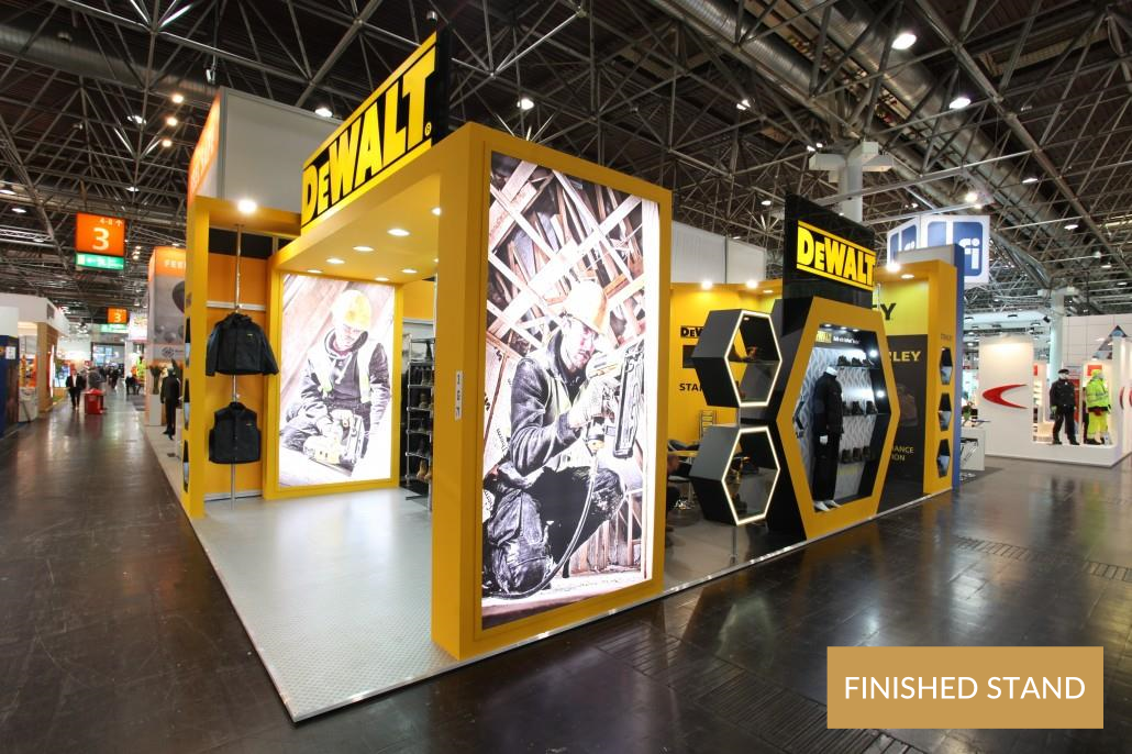 Excellent Exhibition Stand Design : Knutsford exhibitions exhibition stand design