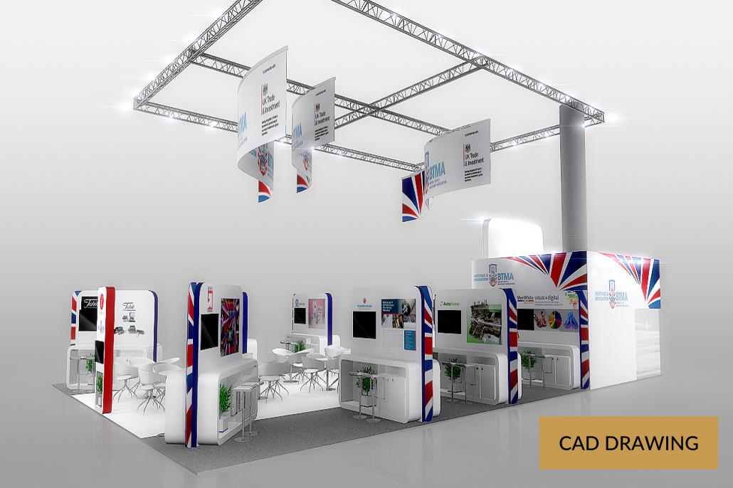 Design Your Exhibition Stand : Knutsford exhibitions exhibition stand design